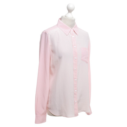 Equipment Blouse with striped pattern