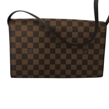 "Louis Vuitton ""Tribeca Damier Ebene Canvas"""