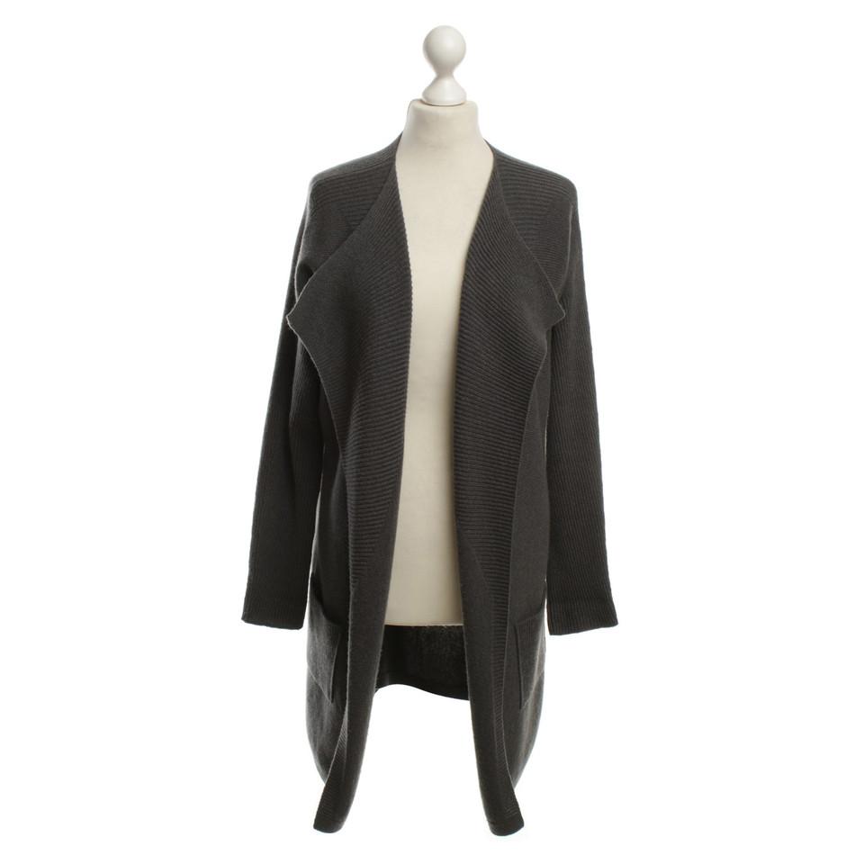 Iris von Arnim Cashmere Sweater in Grey