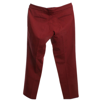 Etro trousers in Bordeaux