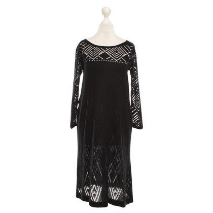 Kenzo Knit dress in black