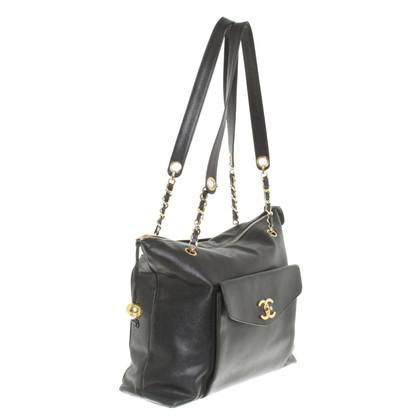 Chanel Shoulder bag in black