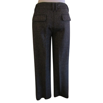 Burberry trousers made of wool mix