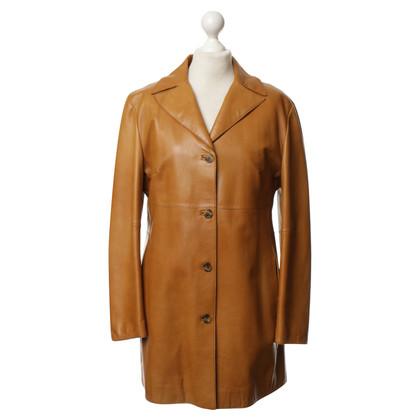 Burberry Leather coat