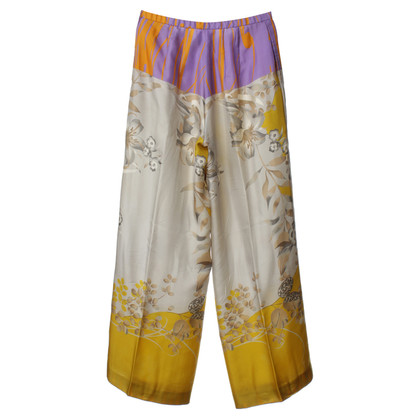 Dries van Noten Trousers with print