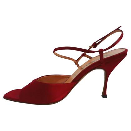 Prada Sandali in rosso