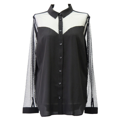 BCBG Max Azria Blouse in black