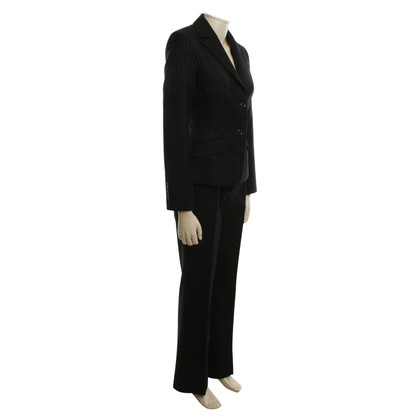 Hugo Boss Pants suit with pinstripes