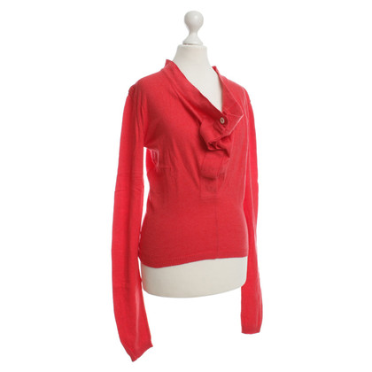 Ann Demeulemeester Sweater in red