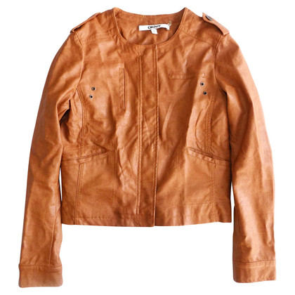 DKNY Faux leather jacket