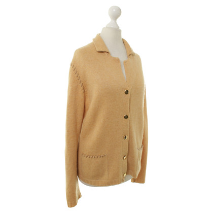 Joe Taft Cardigan in cashmere
