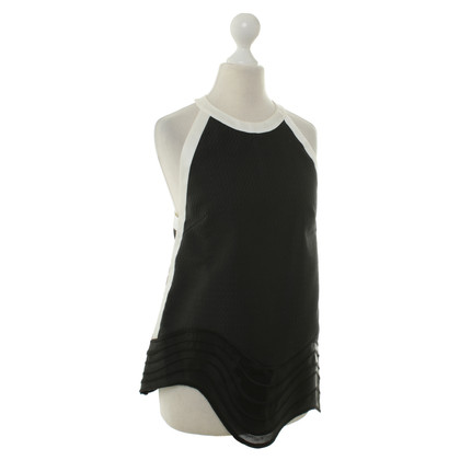3.1 Phillip Lim Top in black/white