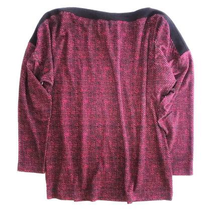 Escada blouse Print