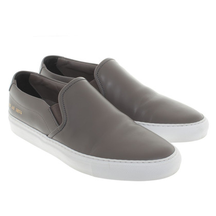 Common Projects Slipper in Taupe