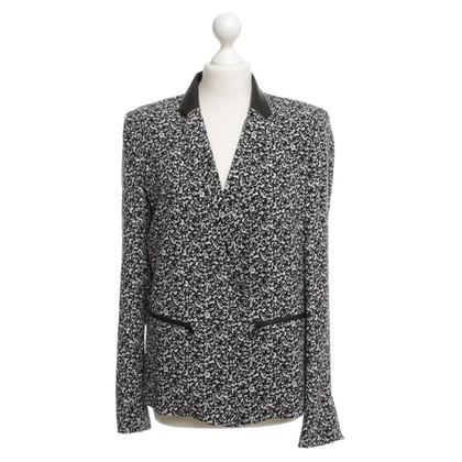 Comptoir des Cotonniers Blazer with pattern