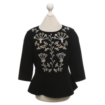 Peter Pilotto Top en noir