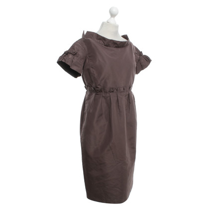 Burberry Silk dress in brown