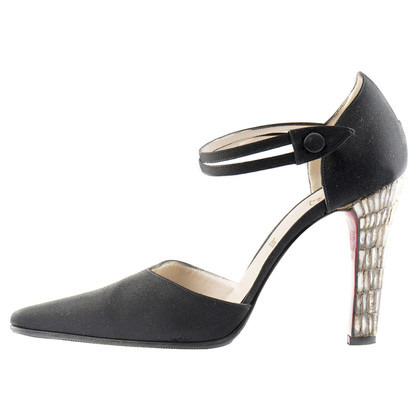 Christian Louboutin Satin shoe