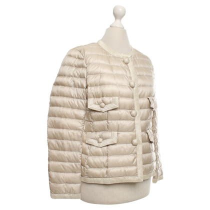 Moncler Quilted jacket with down