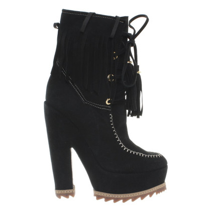 Wunderkind Ankle boots suede