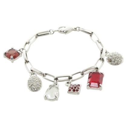 Swarovski Jewelry set with stone trim
