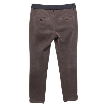 Brunello Cucinelli Corduroy pants in brown