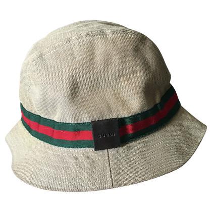 Gucci Beige hoed