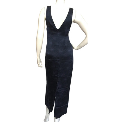 Calvin Klein zijden midi-jurk