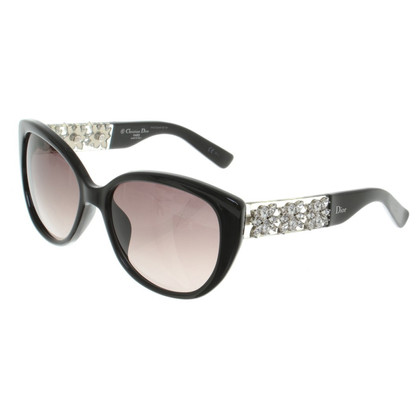 Christian Dior Sunglasses with jewelry