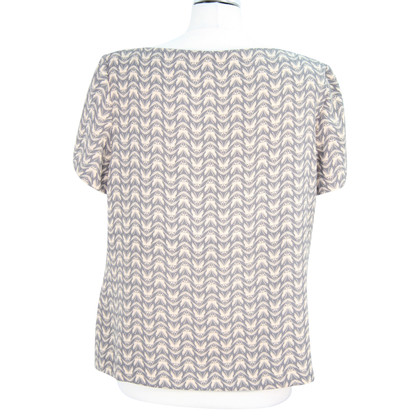 Hobbs top with pattern