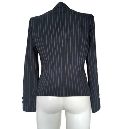 Christian Dior Blauwe blazer