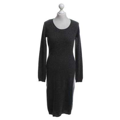 Andere merken Haver Cashmere - Dress in Donkergrijs