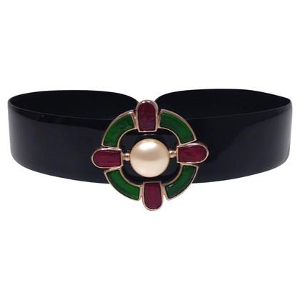 Chanel cintura di vernice