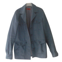 Hugo Boss Korte trenchcoat