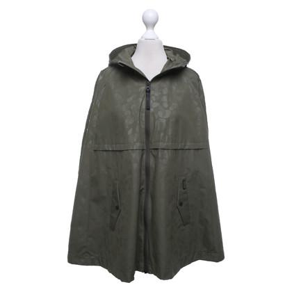 Woolrich Mantella da pioggia con cappuccio