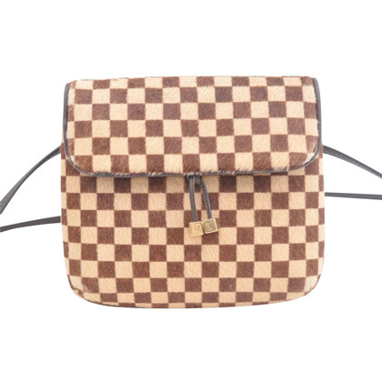 Louis Vuitton Schoudertas van Damier Sauvage