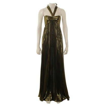 Just Cavalli for H&M Gold-colored evening dress