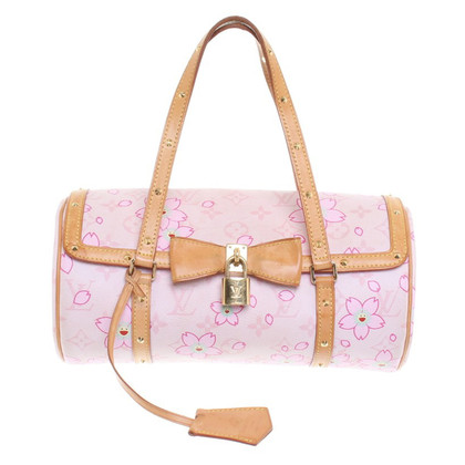 "Louis Vuitton ""Papillon 28 Cherry Blossom"""