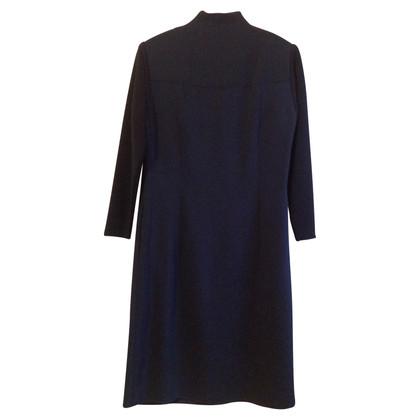 Costume National Kleid mit Strickärmeln