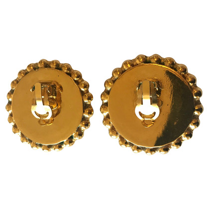 Chanel Clip-Ohrringe