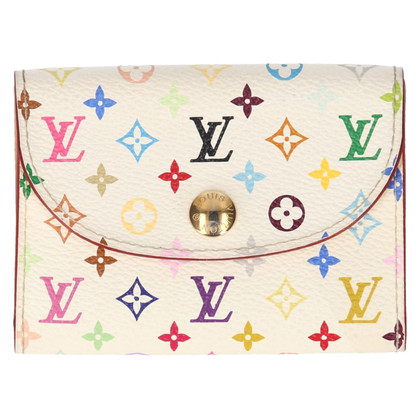 Louis Vuitton Card case from Monogram Multicolore Canvas