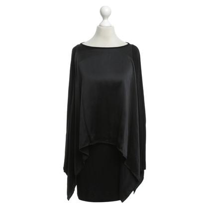Plein Sud top in black