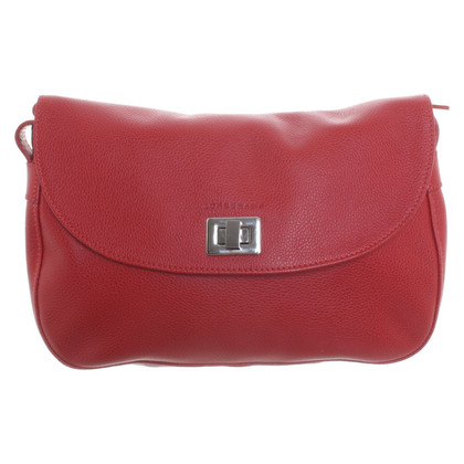 Longchamp Umhängetasche in Rot