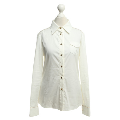 Versace Blouse in white
