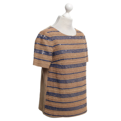 Tory Burch Blouse shirt with striped pattern