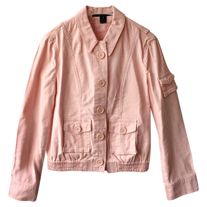 Marc by Marc Jacobs Bomber Jacket in Pink
