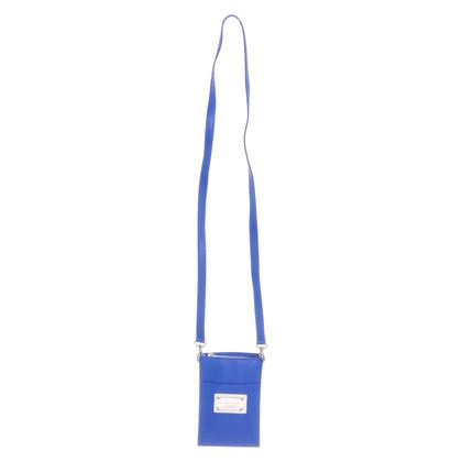 Dimitri Shoulder bag in blue
