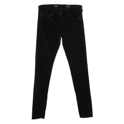 Adriano Goldschmied trousers made of velvet