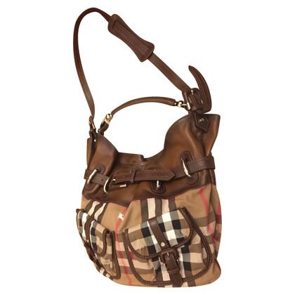 Burberry Große Hobo Bag
