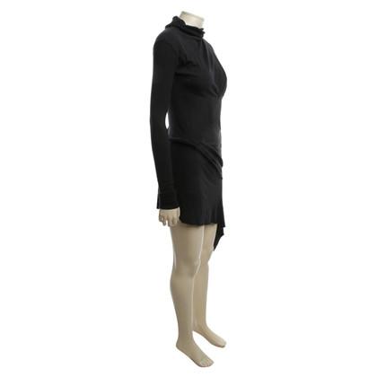 Rick Owens Kleid in Dunkelgrau